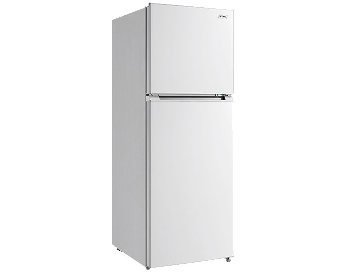 Teco TFF210WNTBM 210L Top Mount White Fridge Main