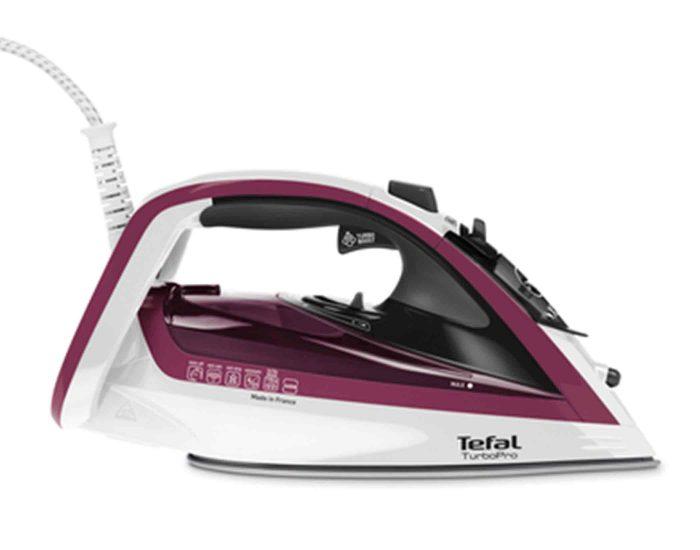 Tefal FV5605 Turbo Pro Steam Iron Side