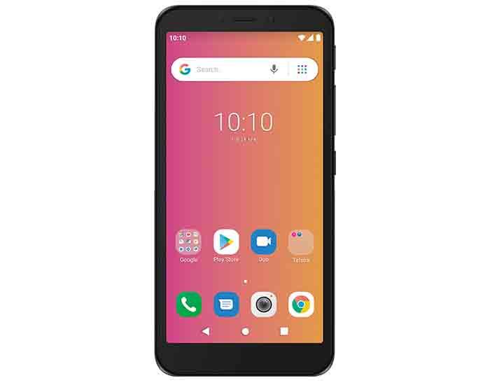 Telstra 900 Essentials Plus 2 (1V) 4GX Black Mobile Phone