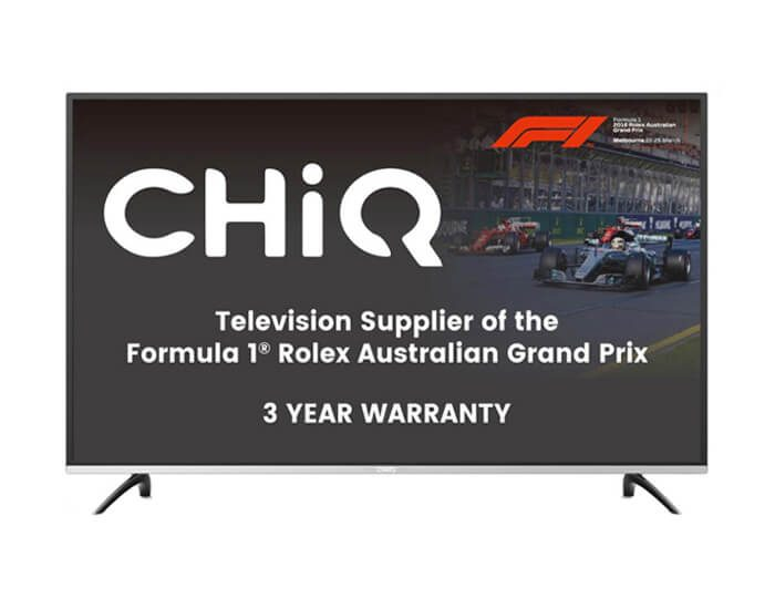 CHiQ U50G9 50″ 4K UHD LED TV