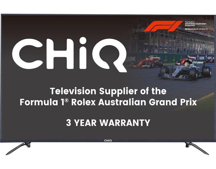 "CHiQ U75G11 75"" 4K UHD LED TV"