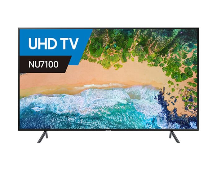 "Samsung UA43NU7100WXXY 43"" Series 7 4K UHD TV"