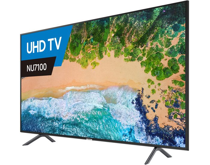 "Samsung UA55NU7100WXXY 55"" Series 7 4K UHD TV"