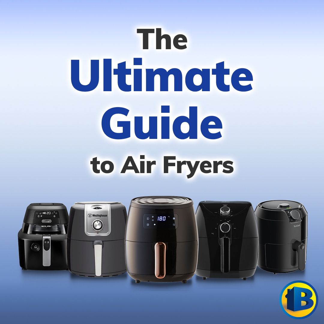 The ultimate Guide to Air Fryers Mobile