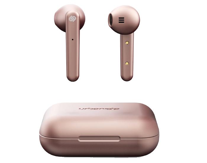 Urbanista SUrbanista STOCKHOLMRG True Wireless Headphones Rose Gold MainTOCKHOLMRG True Wireless Headphones Pink Main