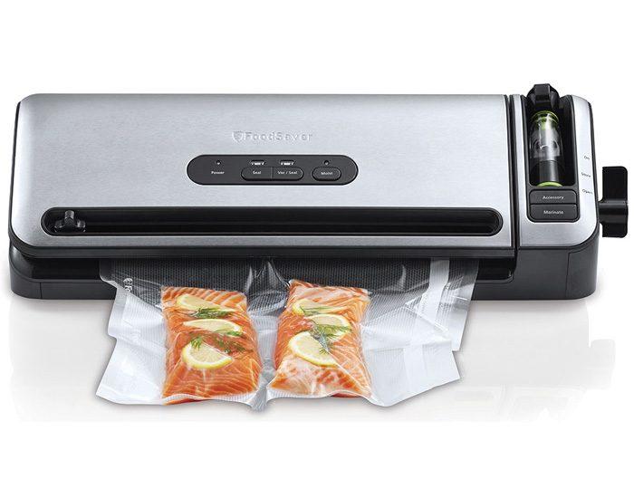Sunbeam VS7850 FoodSaver® Controlled Food Sealer