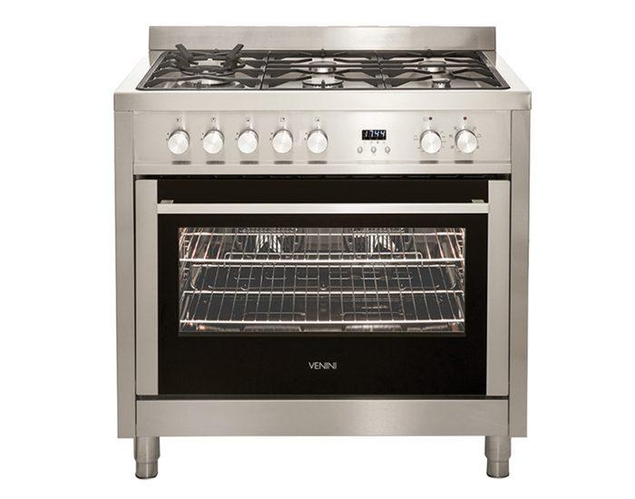 Venini VU90EG 90cm Freestanding Cooker