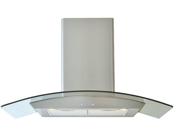 Venini - AAG9SE3 90cm Curved Glass Canopy