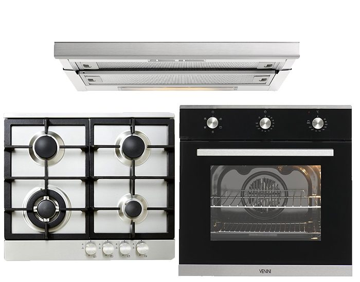 Venini Cooking Pack With Gas Cooktop