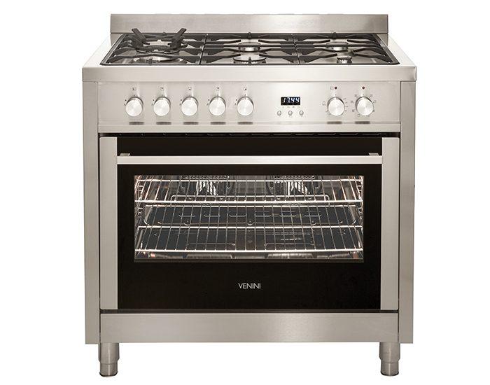 Venini - VU90EG - 90cm Freestanding Cooker
