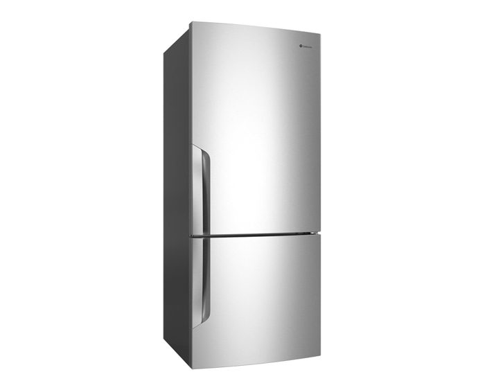 Westinghouse WBE4500SAR 450L Stainless Steel Bottom Mount Fridge