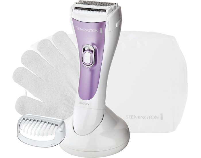 Remington WDF4829AU Cordless Wet & Dry Ladies Shaver