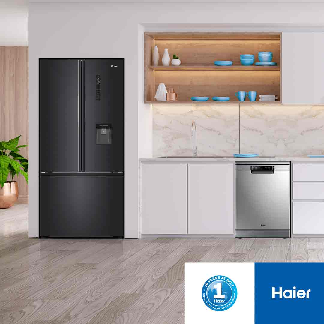 Haier Page Banner
