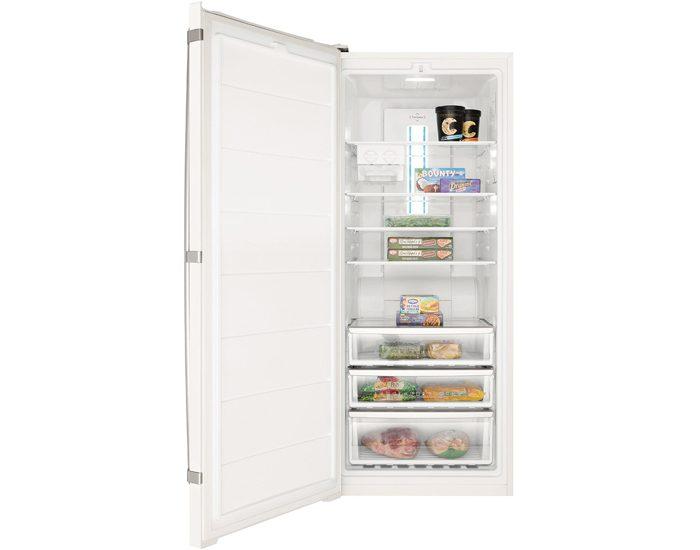 Westinghouse WFB4204WA 420L Vertical Freezer
