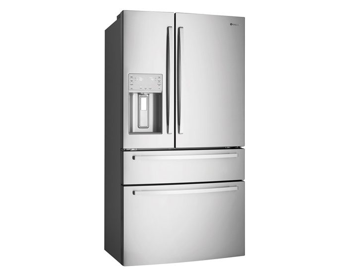 Westinghouse WHE7074SA 702L Stainless Steel French Door Fridge