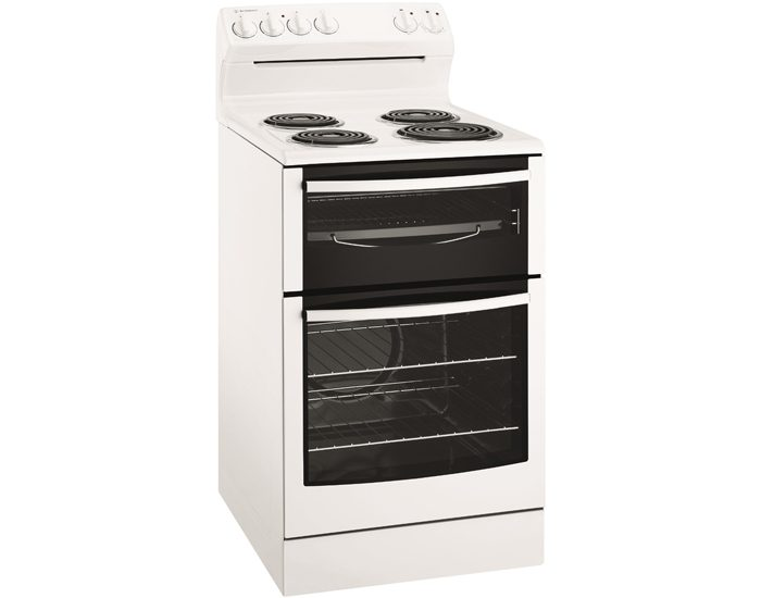 Westinghouse WLE525WA 54cm Electric Upright Cooker