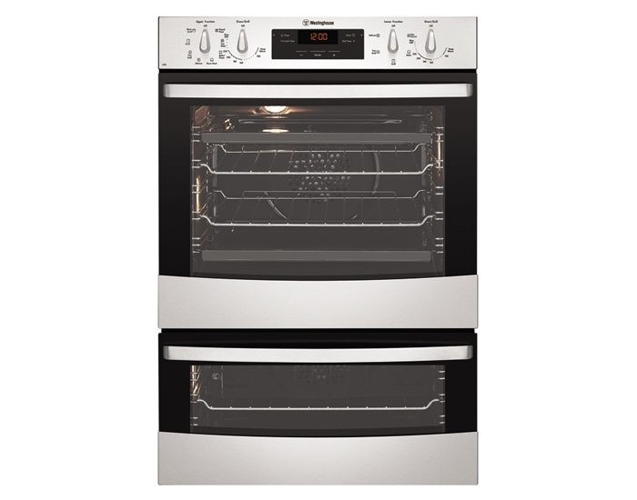 Westinghouse WVE626S 60cm Multifunction Double Oven