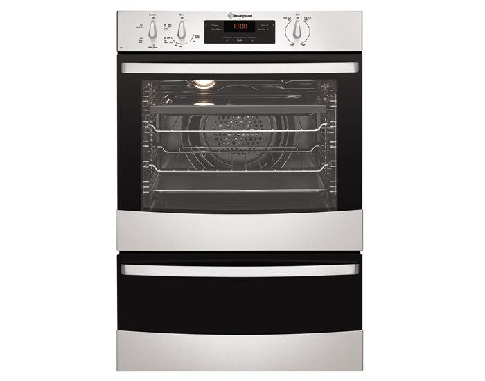 Westinghouse WVE665S 60cm Separate Grill Oven