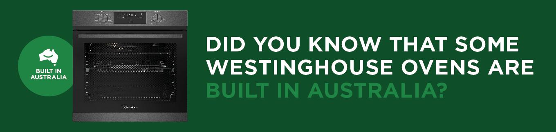 Westinghouse Built in Australia Desktop