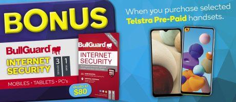 2021 Telstra Bonus Bull Guard Security
