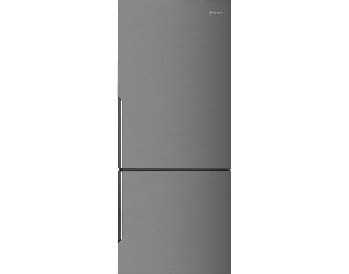 Westinghouse WBE4500BCR 453L Dark Stainless Steel Bottom Mount Refrigerator Main