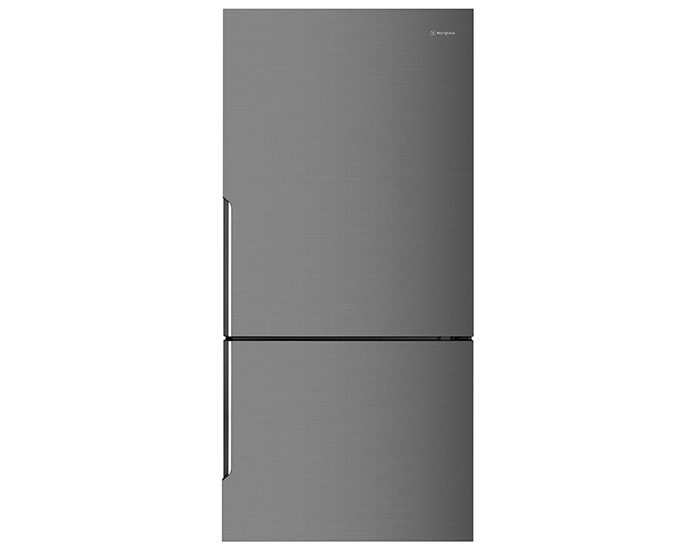 Westinghouse WBE5300BBR 528L Dark Stainless Steel Bottom Mount Refrigerator Main