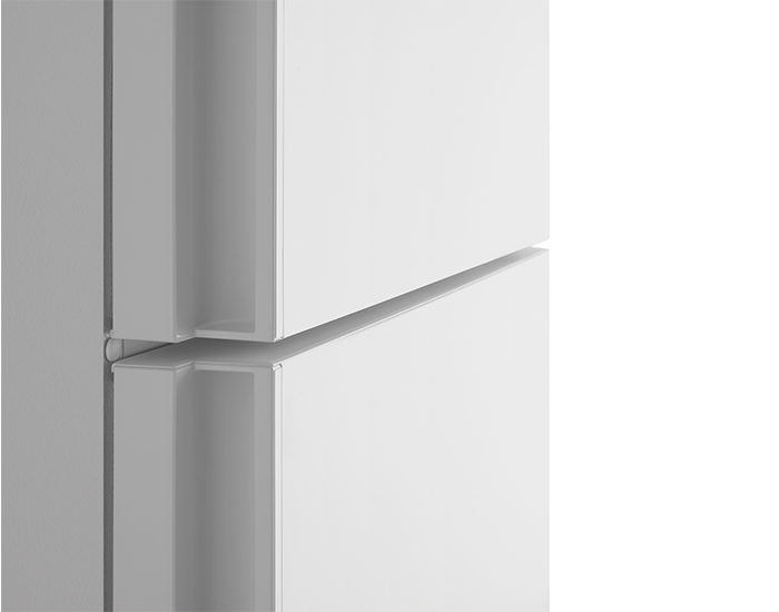 Westinghouse WBE5300WBR 528L white Bottom Mount Refrigerator Handle