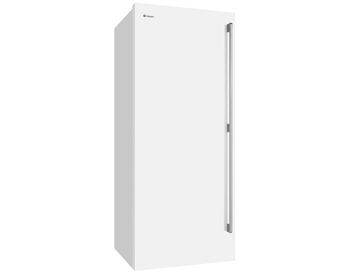 Westinghouse WFB4204WBR 425L Frost Free White Vertical Freezer Angle