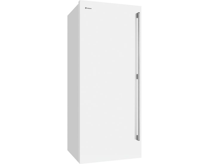 Westinghouse WFB4204WCL 425L Frost Free White Vertical Freezer Angle