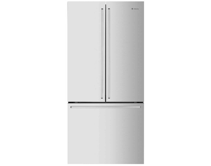 Westinghouse WHE5204SC 524L French Door Refrigerator in Stainless Steel Main