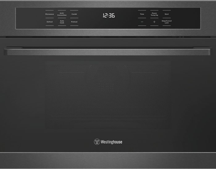 Westinghouse WMB4425DSC 44L Built in Combination Microwave Oven Main