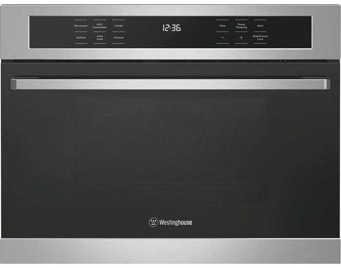 Westinghouse WMB4425SC 44L Built in Combination Microwave Oven Main