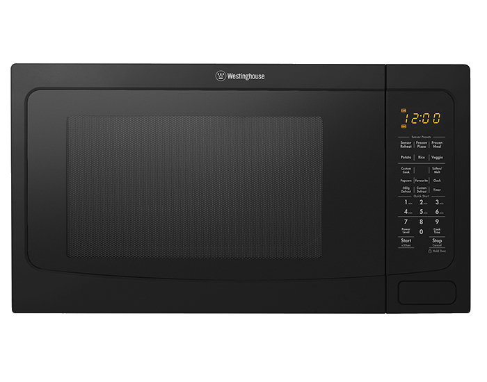 Westinghouse WMF4102BA 40L Black Countertop Microwave Oven Main