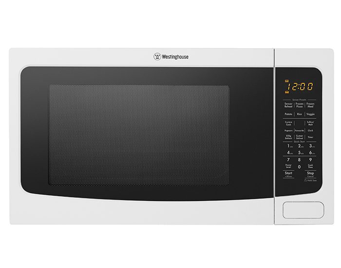 Westinghouse WMF4102WA 40L White Countertop Microwave Oven Main
