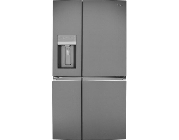 Westinghouse WQE6870BA 680L French Door Refrigerator in Dark Stainless Steel Main