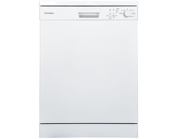 Westinghouse WSF6602WA White Freestanding 13 Place Dishwasher Main