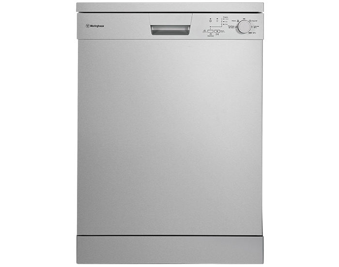 Westinghouse WSF6602XA Stainless Steel Freestanding 13 Place Dishwasher Main