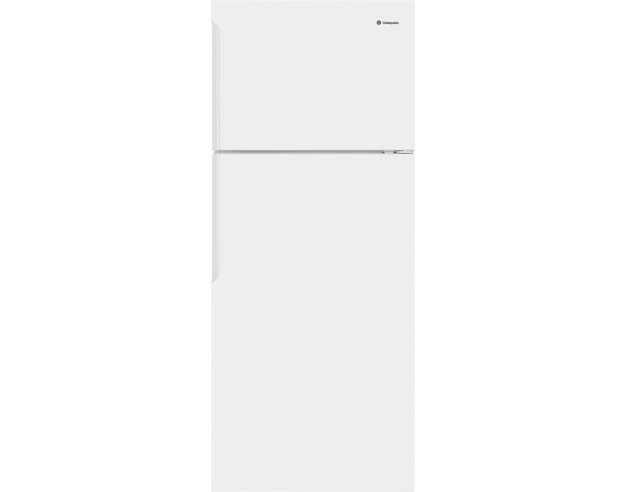 Westinghouse WTB4600WCR 460L Frost Free Top Mount Refrigerator front