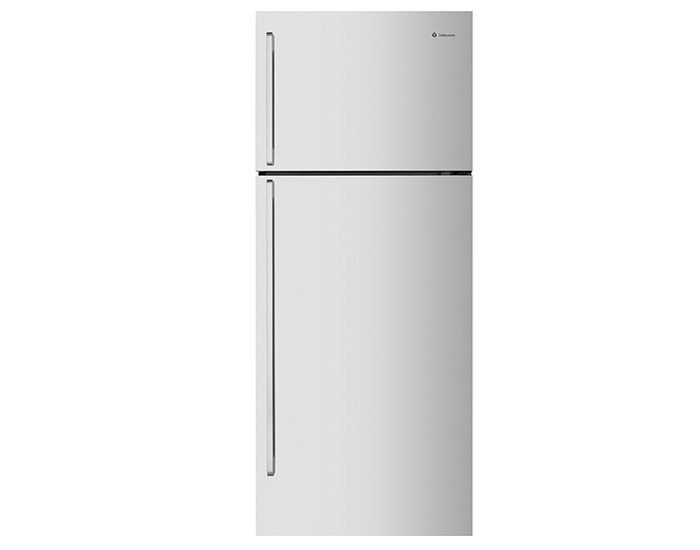Westinghouse WTB4604SBR 460L Stainless Steel Frost Free Top Mount Refrigerator Front