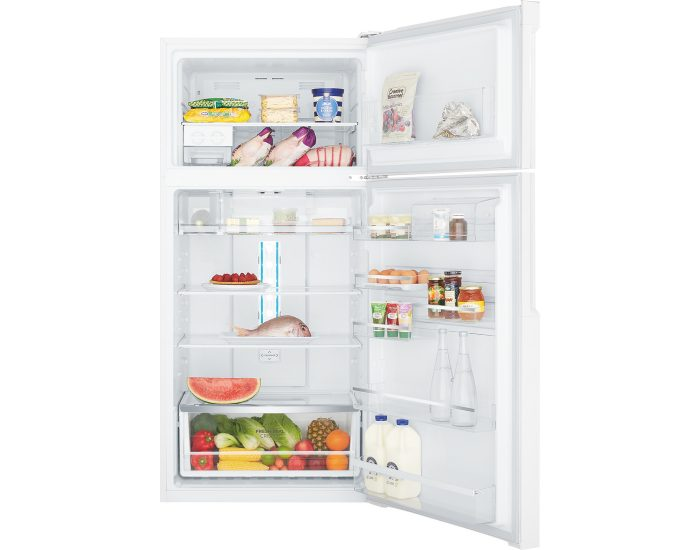 Westinghouse WTB5400WCR 536L White Frost Free Top Mount Refrigerator full