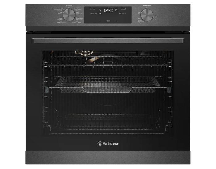 Westinghouse WVE617DSC 60cm Multi-Function Dark Stainless Steel Oven Main