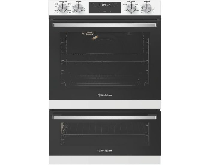 Westinghouse WVE625WC 60cm Built in Multifunction Double Oven main