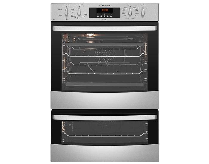 Westinghouse WVEP627S Stainless Steel 60cm Multifunction 105 Duo Oven With PyroClean Technology Main
