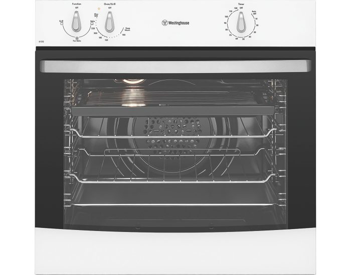 Westinghouse WVG613WCLP 60cm Multifunction Gas Oven 80L Main