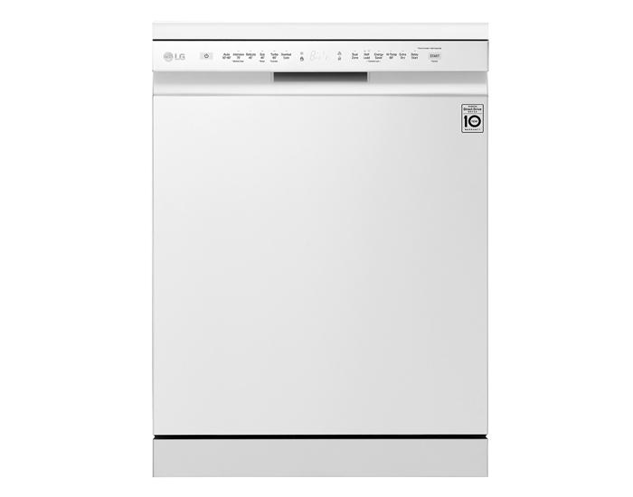 LG XD5B14WH 60cm Freestanding Dishwasher