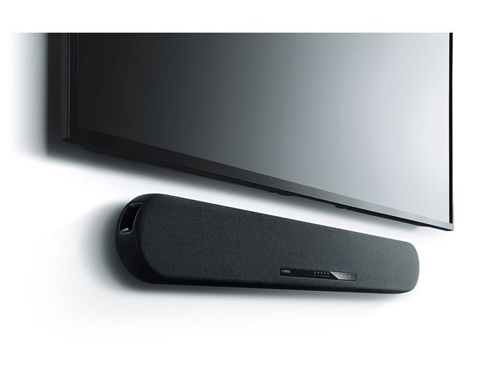 Yamaha YAS108B Soundbar with Built-In Subwoofer