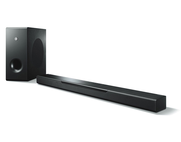Yamaha YAS408B Soundbar with Wireless Subwoofer