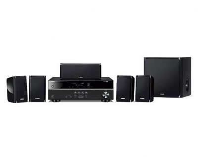 Yamaha YHT1840B 5.1Ch Home Theatre Pack