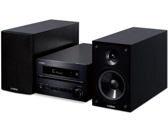 Yamaha MCRB270DB Micro Hi-Fi System in Black Main