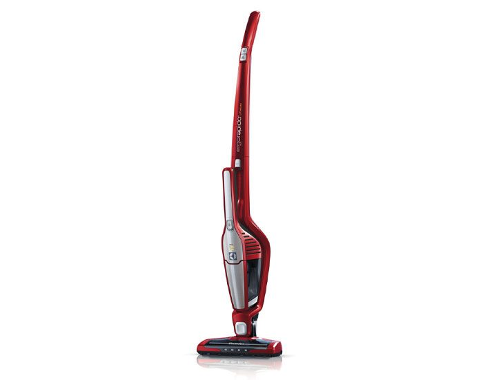 Electrolux Floorcare ZB3112AKB Ergorapido PLUS 5 Series 18 V Lithium stick vaccum Watermelon Red
